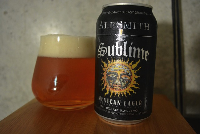 Alesmith Mexican lager2