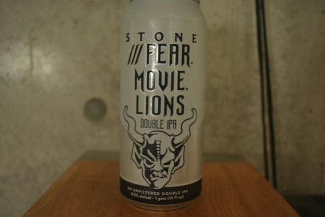Fear movie lions double IPA2