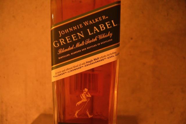 jonnie walker green label