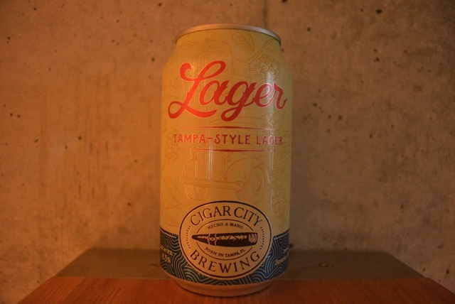 Cigar City Lager