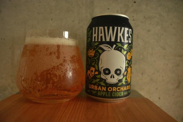 Hawkes Urban Orchard Cider2