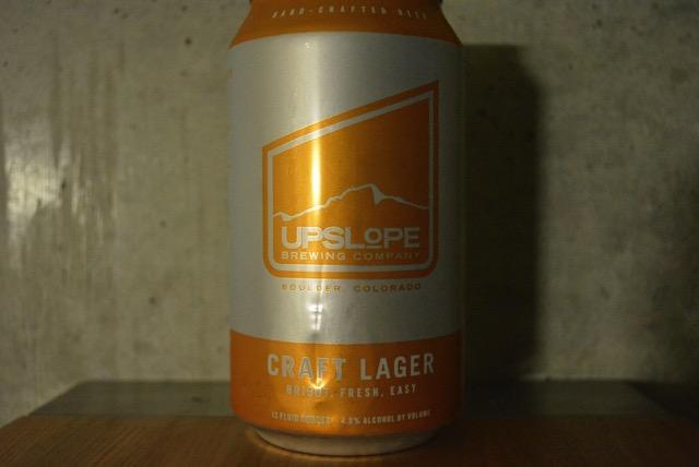 Upslope craft lager
