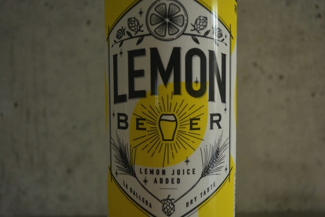 lemon-beer