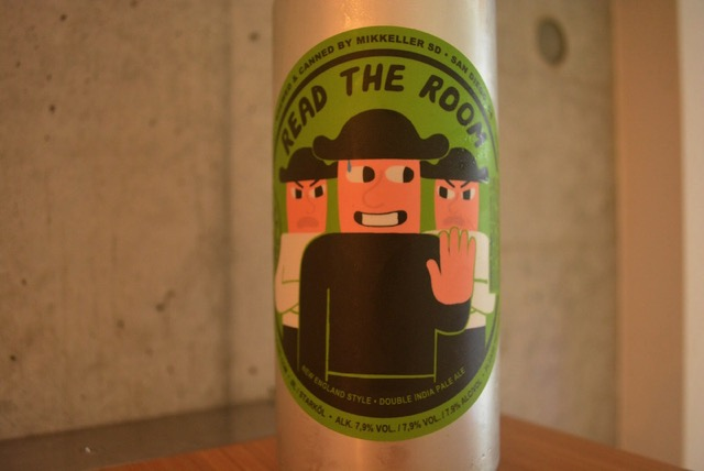 mikkeller sandiego read the room