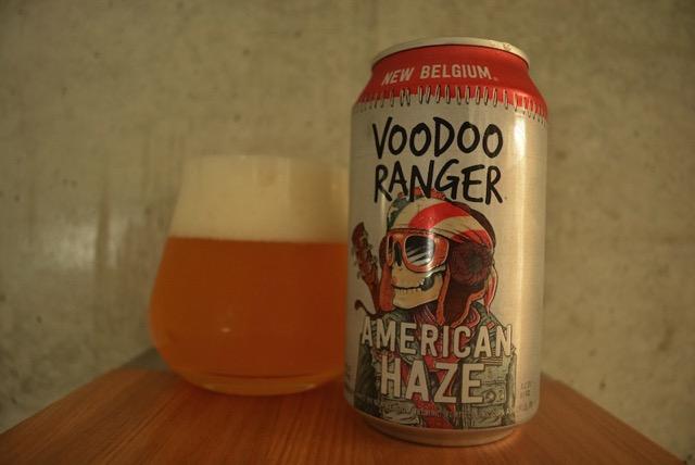 New Belgium Voodoo ranger American haze2