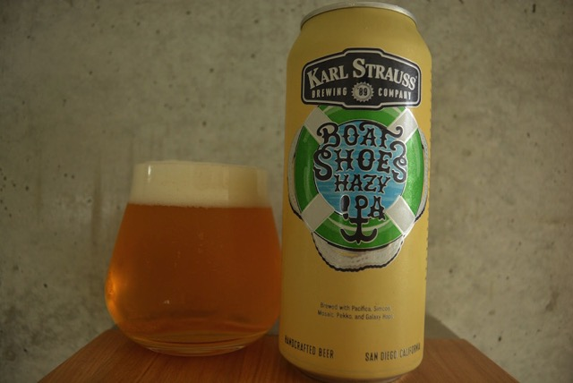 karl strauss boat shoe hazy ipa2
